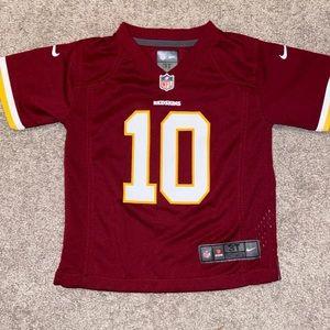 3T Nike Redskins Jersey Griffin nfl Washington boy